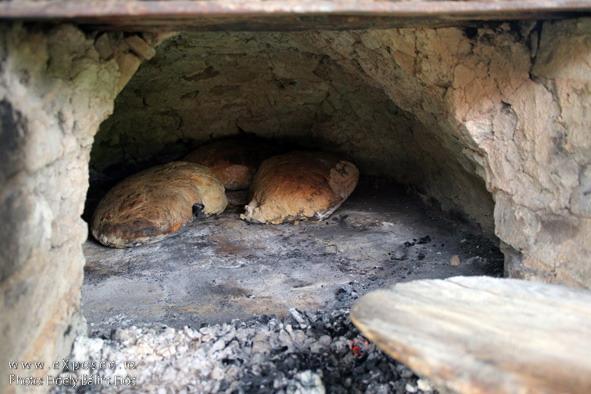 Igazi ropogos székely házi kenyér